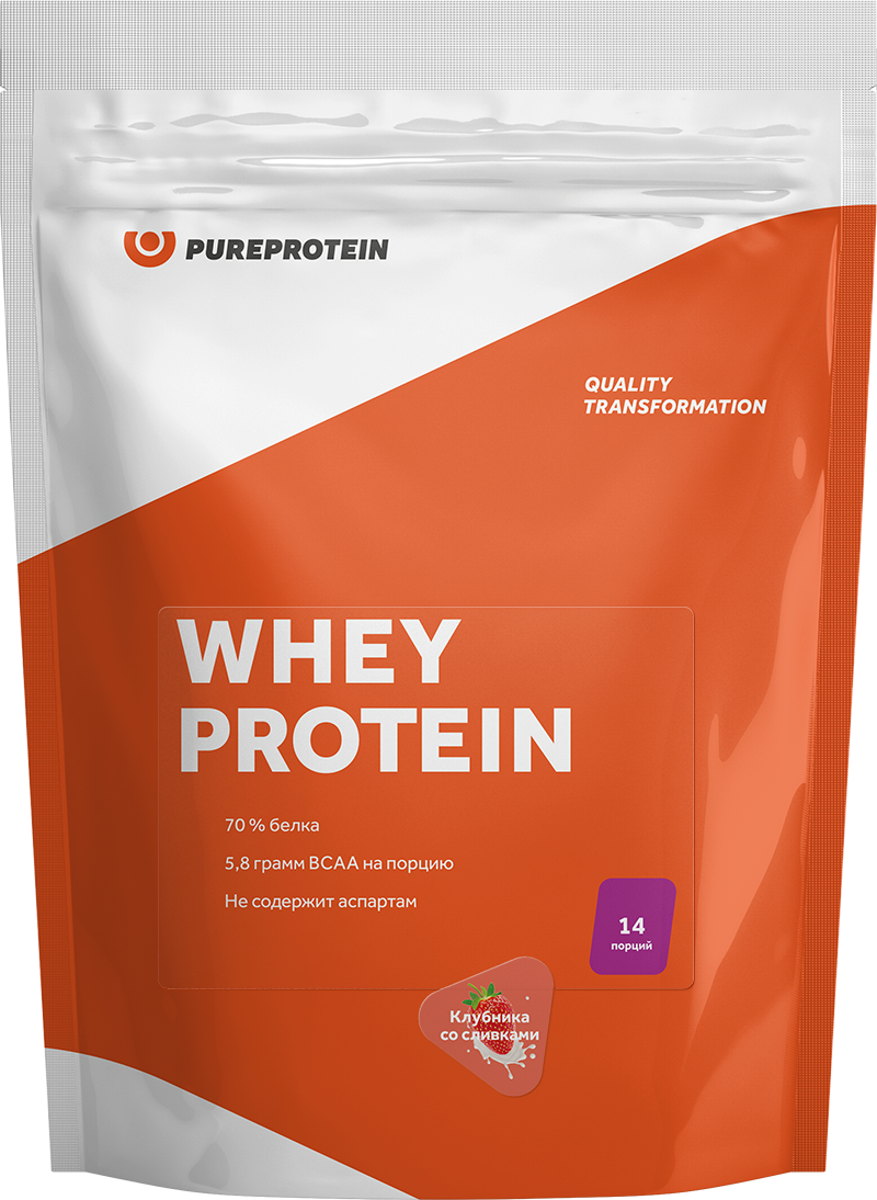 Whey Protein 420 г