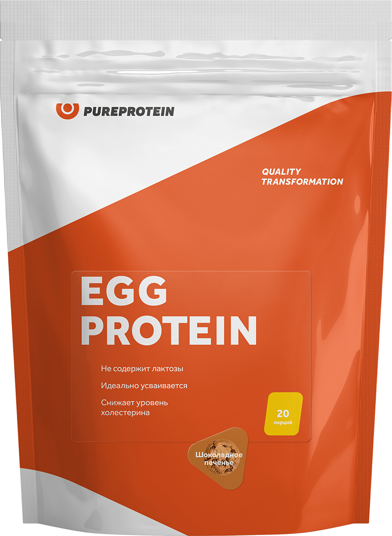 Egg Protein 600 г